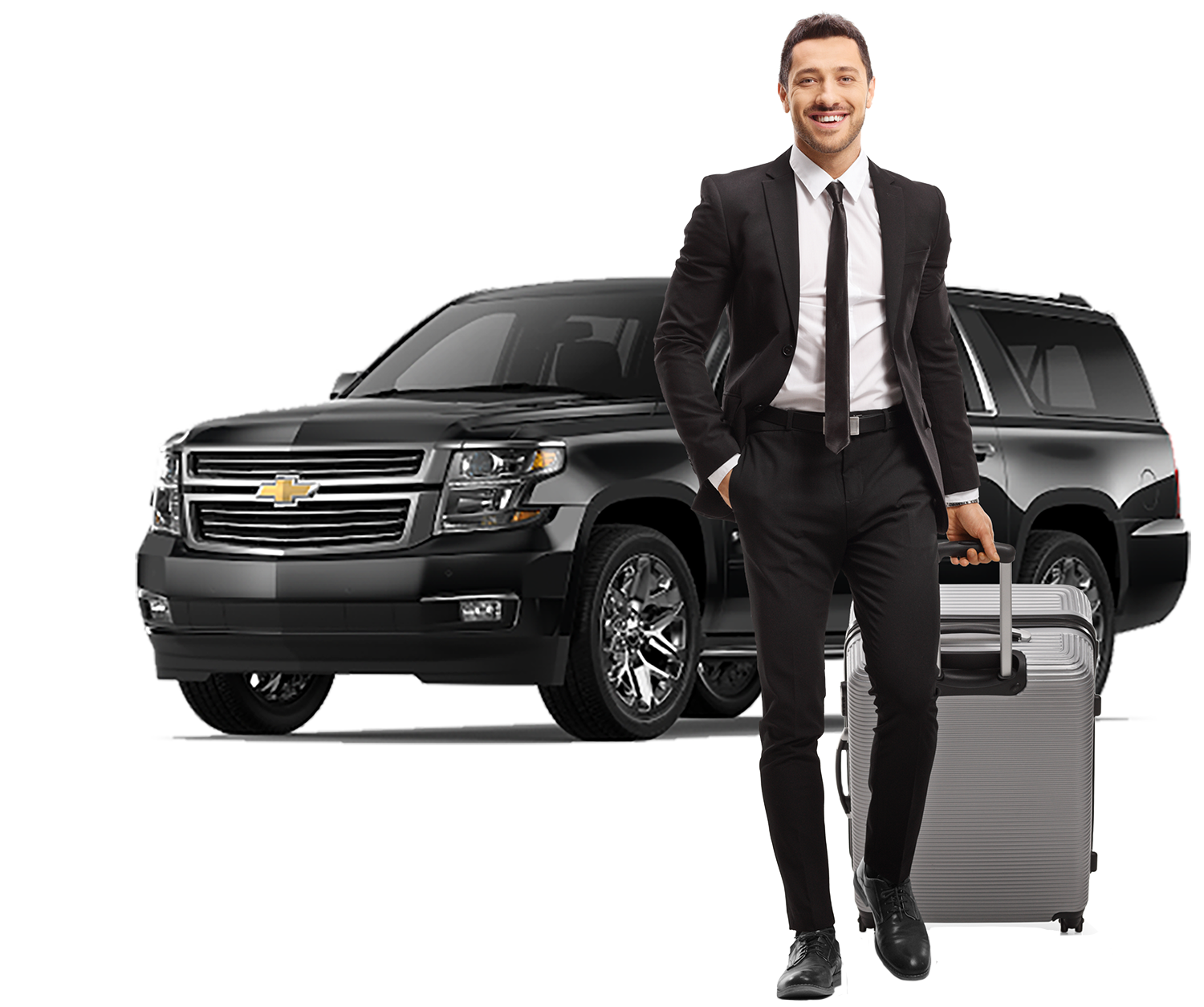 Certified and professional limo drivers at majestic limousines