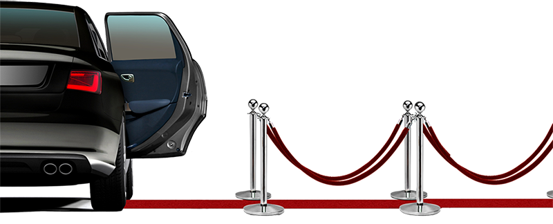red carpet treatment limo rental miami