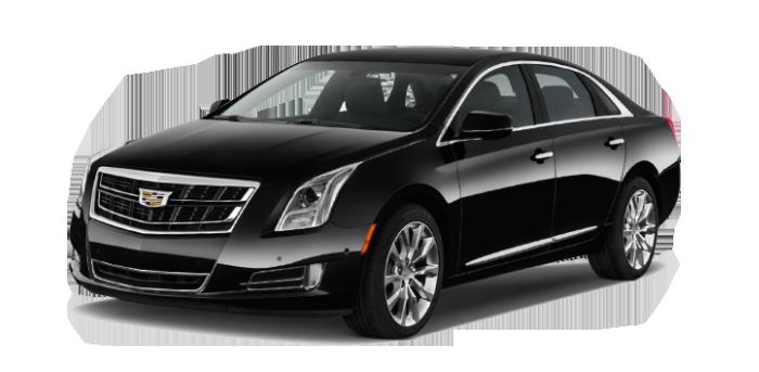 Cadillac car rental with driver Miami